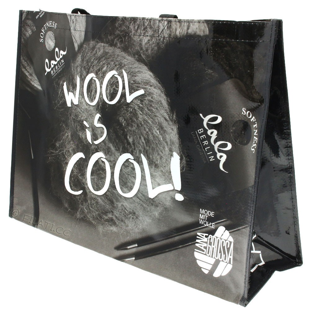 Lana Grossa Shopper WOOL IS COOL - 2