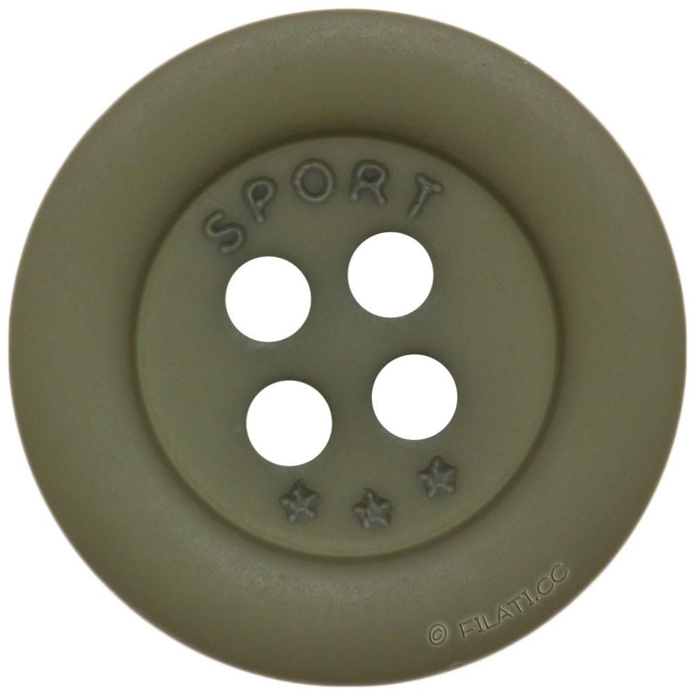 UNION KNOPF 452672/15mm