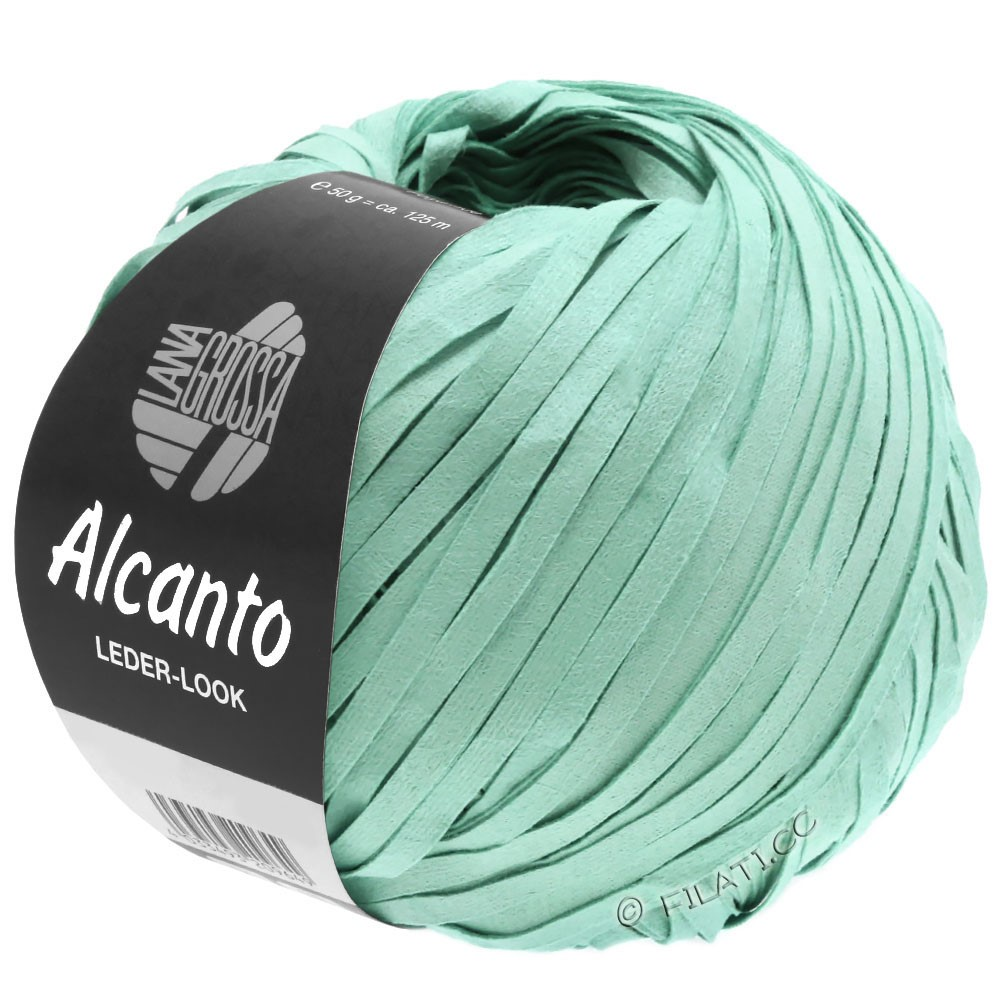 Lana Grossa ALCANTO | 06-lysegrøn