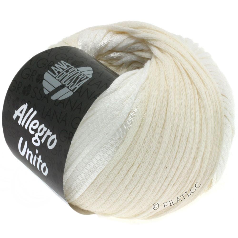 Lana Grossa ALLEGRO Unito | 101-rå hvid