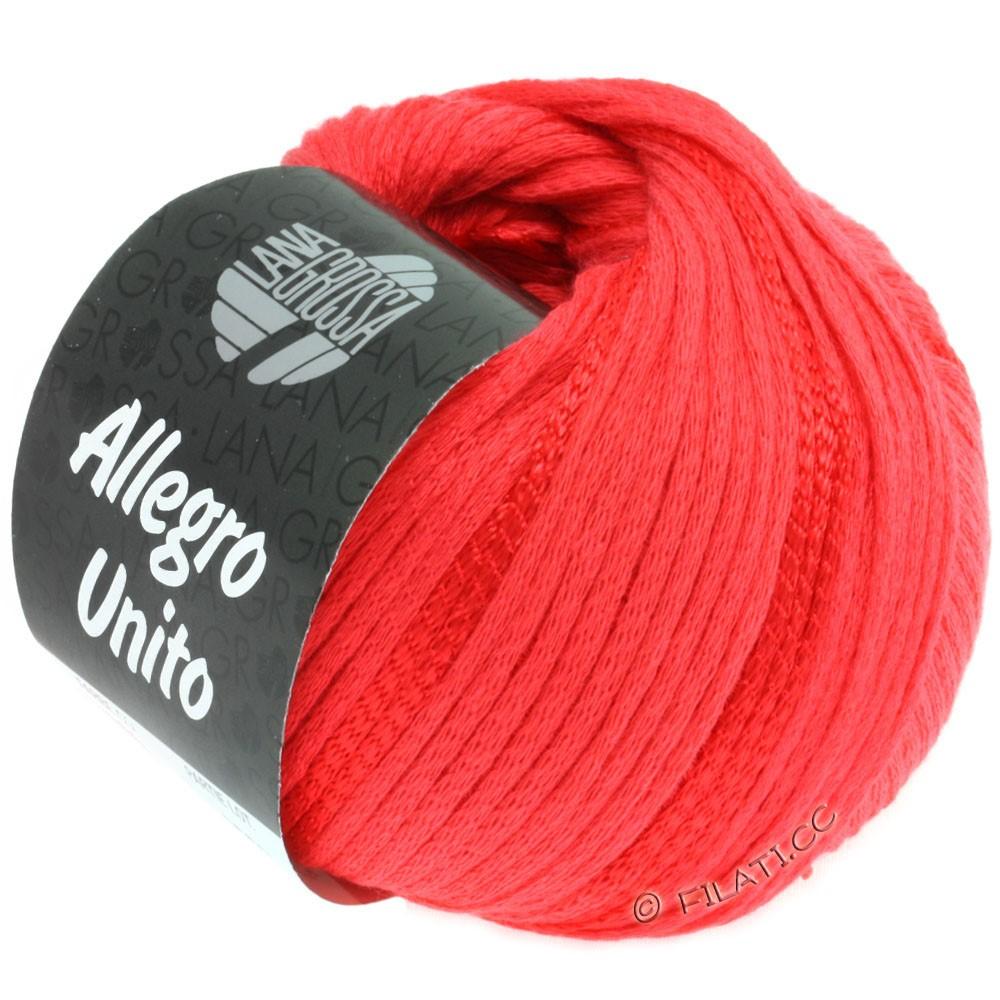Lana Grossa ALLEGRO Unito | 110-rød