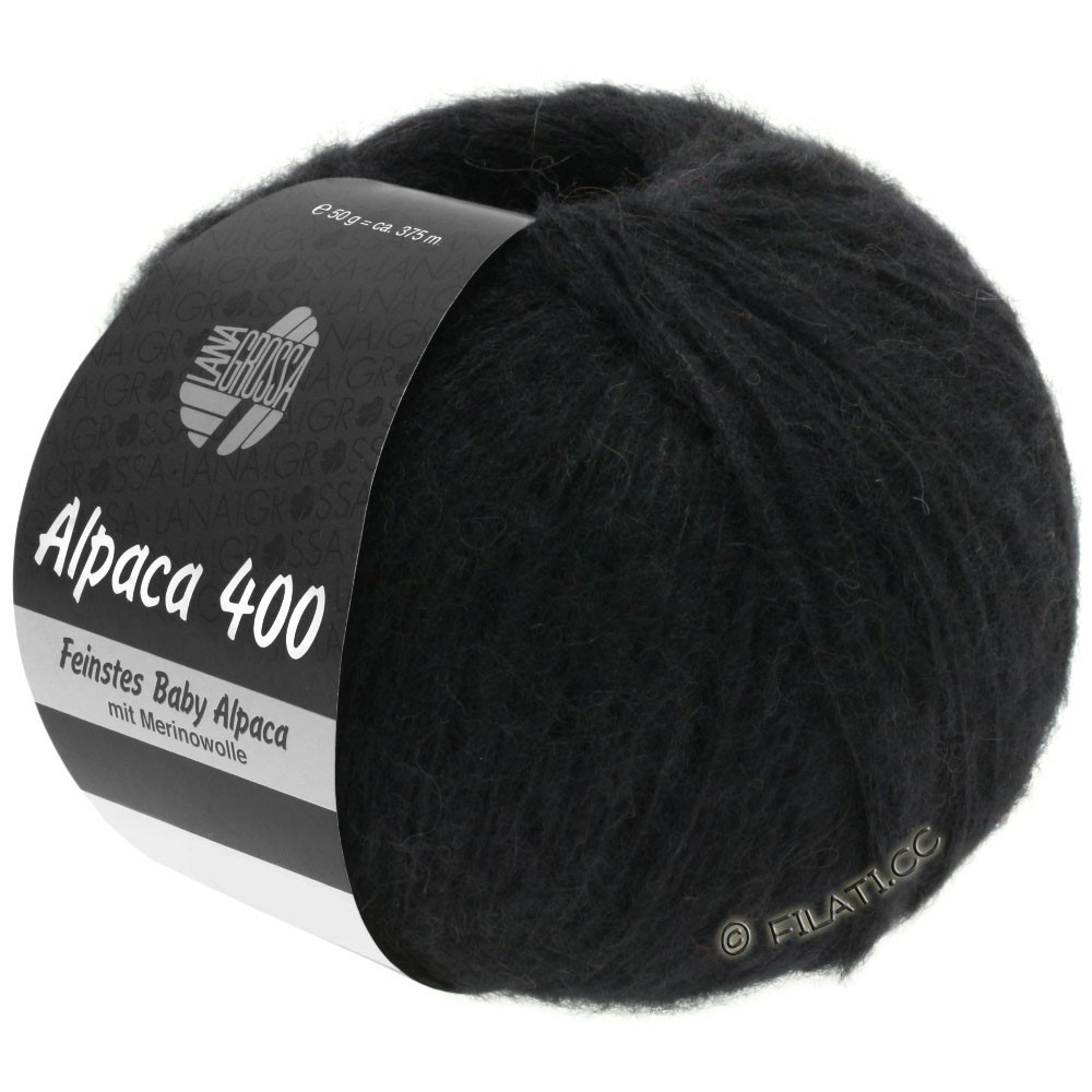 Lana Grossa ALPACA 400 | 12-sort