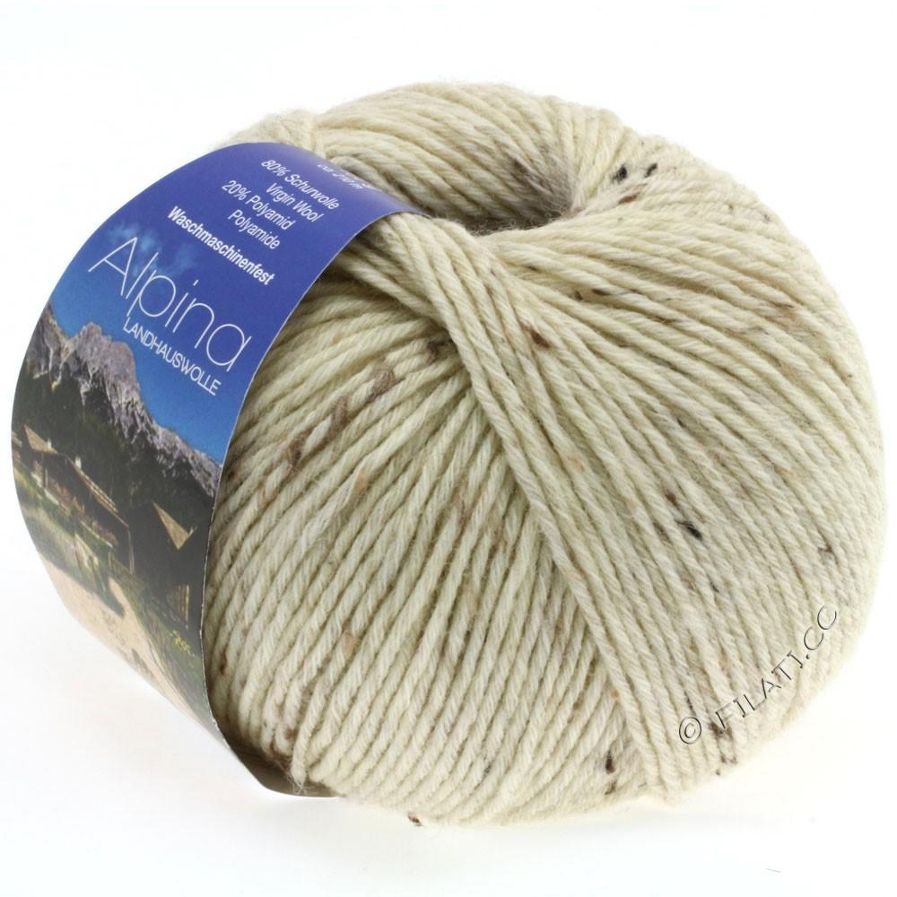 Lana Grossa ALPINA Landhauswolle | 10-natur meleret
