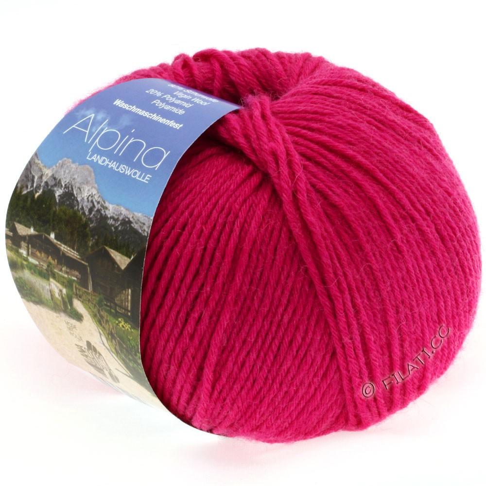 Lana Grossa ALPINA Landhauswolle   21-pink