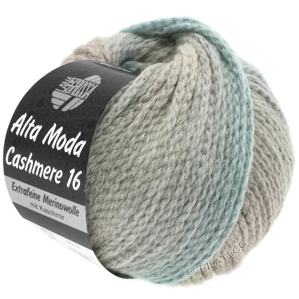 Lana Grossa ALTA MODA CASHMERE 16 Degradé | 106-grège/sølvgrå/lysegrå/pastelblå
