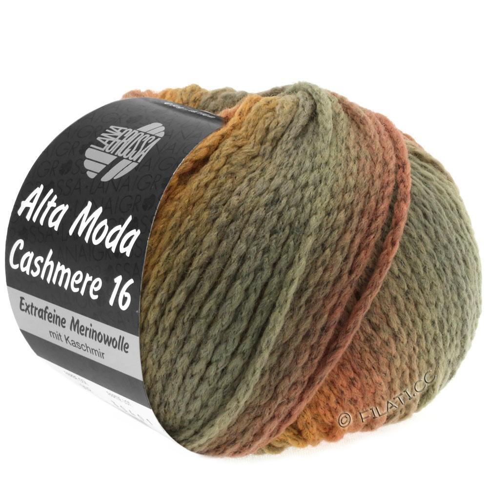 Lana Grossa ALTA MODA CASHMERE 16 Degradé | 110-gyldenbrun/lysebrun/brungrå