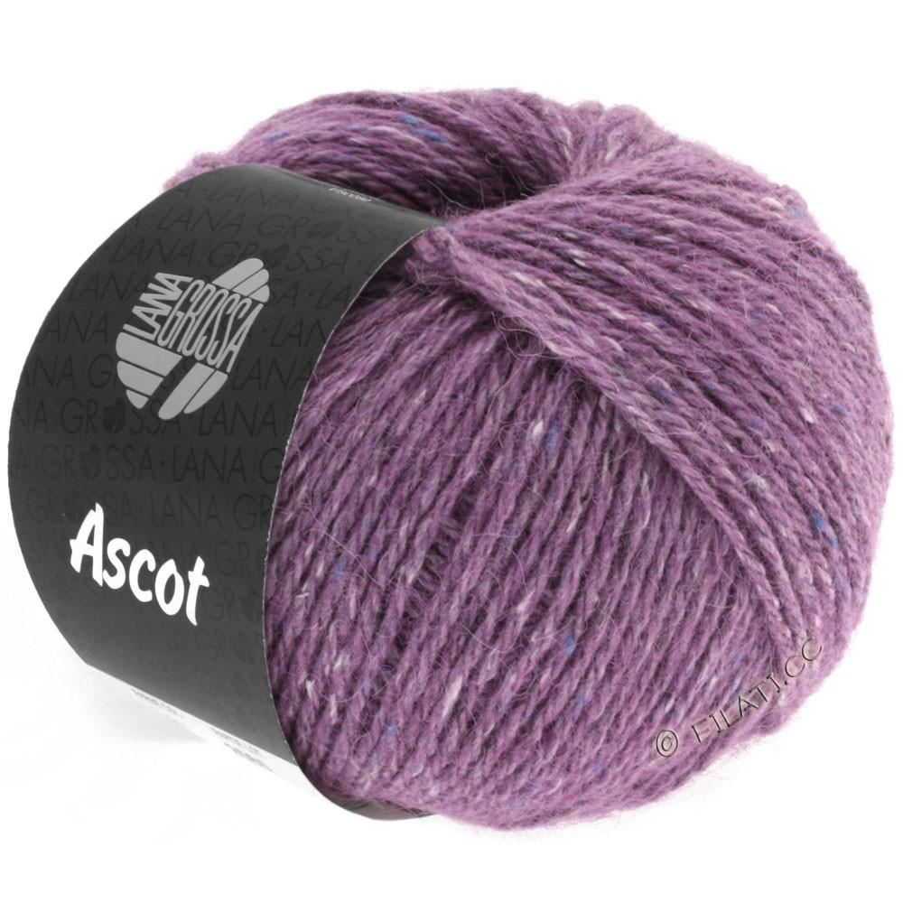 Lana Grossa ASCOT | 04-purpur meleret