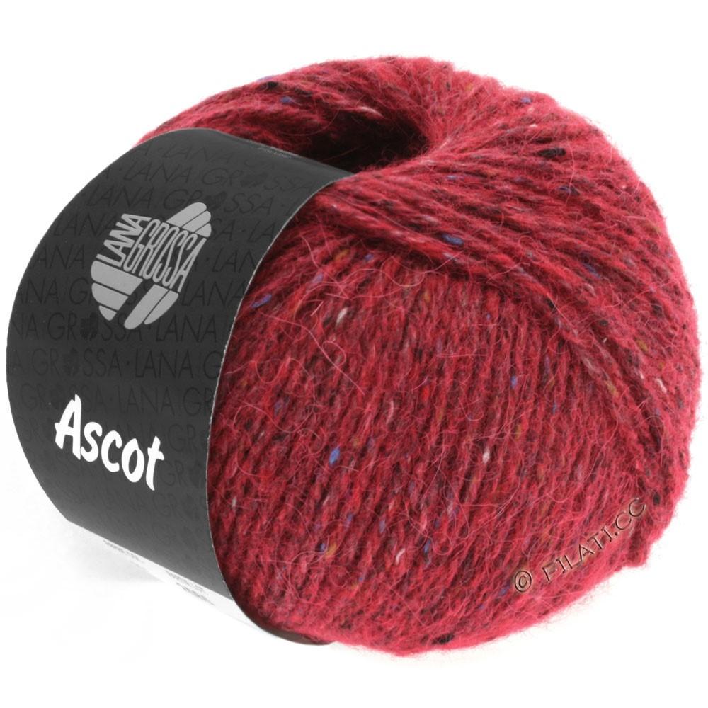 Lana Grossa ASCOT | 05-vinrød meleret