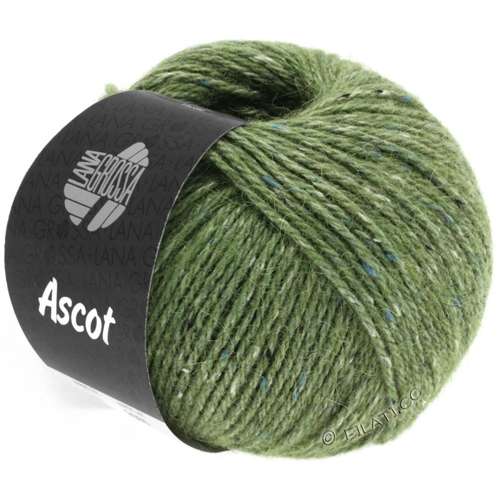 Lana Grossa ASCOT | 21-resedagrøn meleret