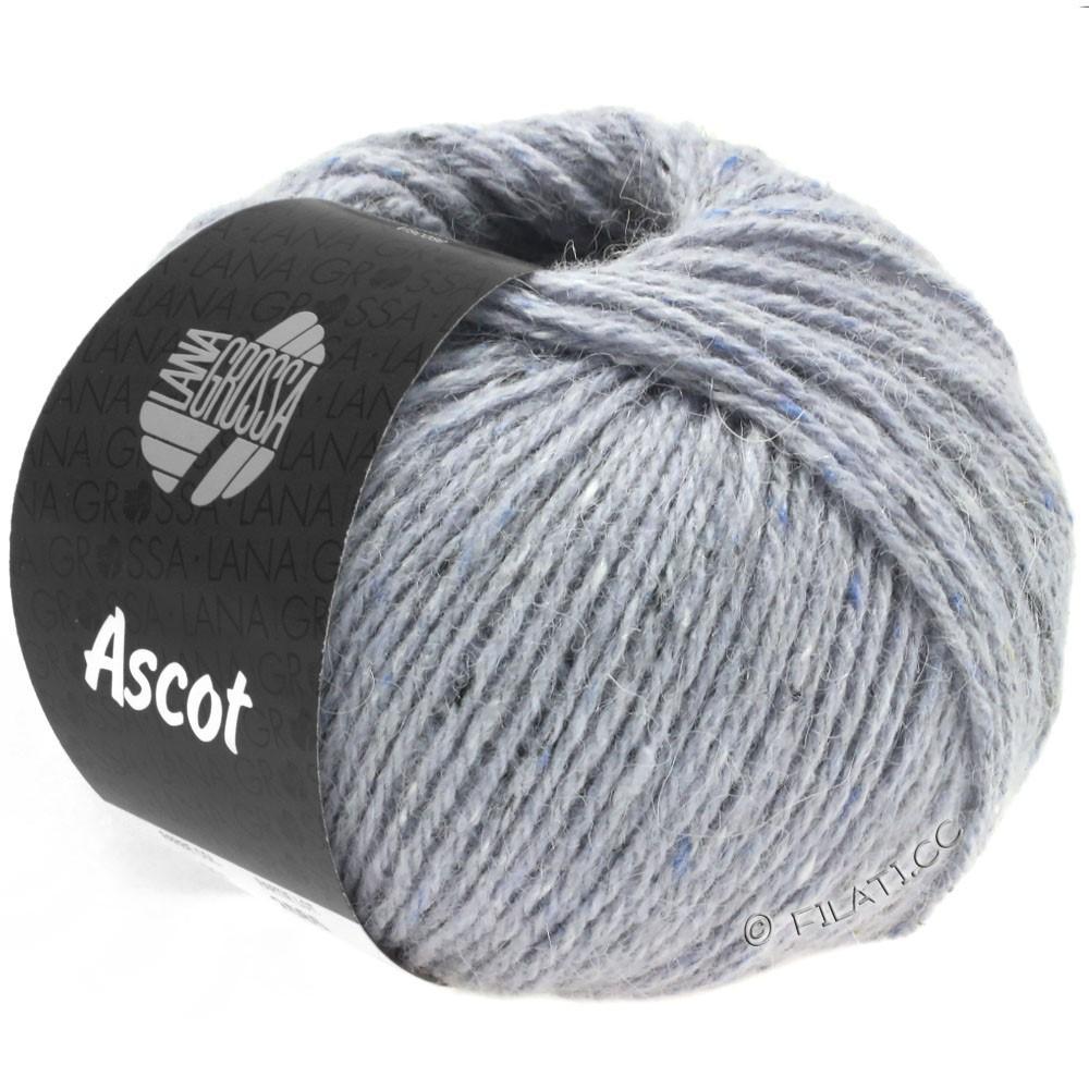 Lana Grossa ASCOT | 22-lilla grå meleret