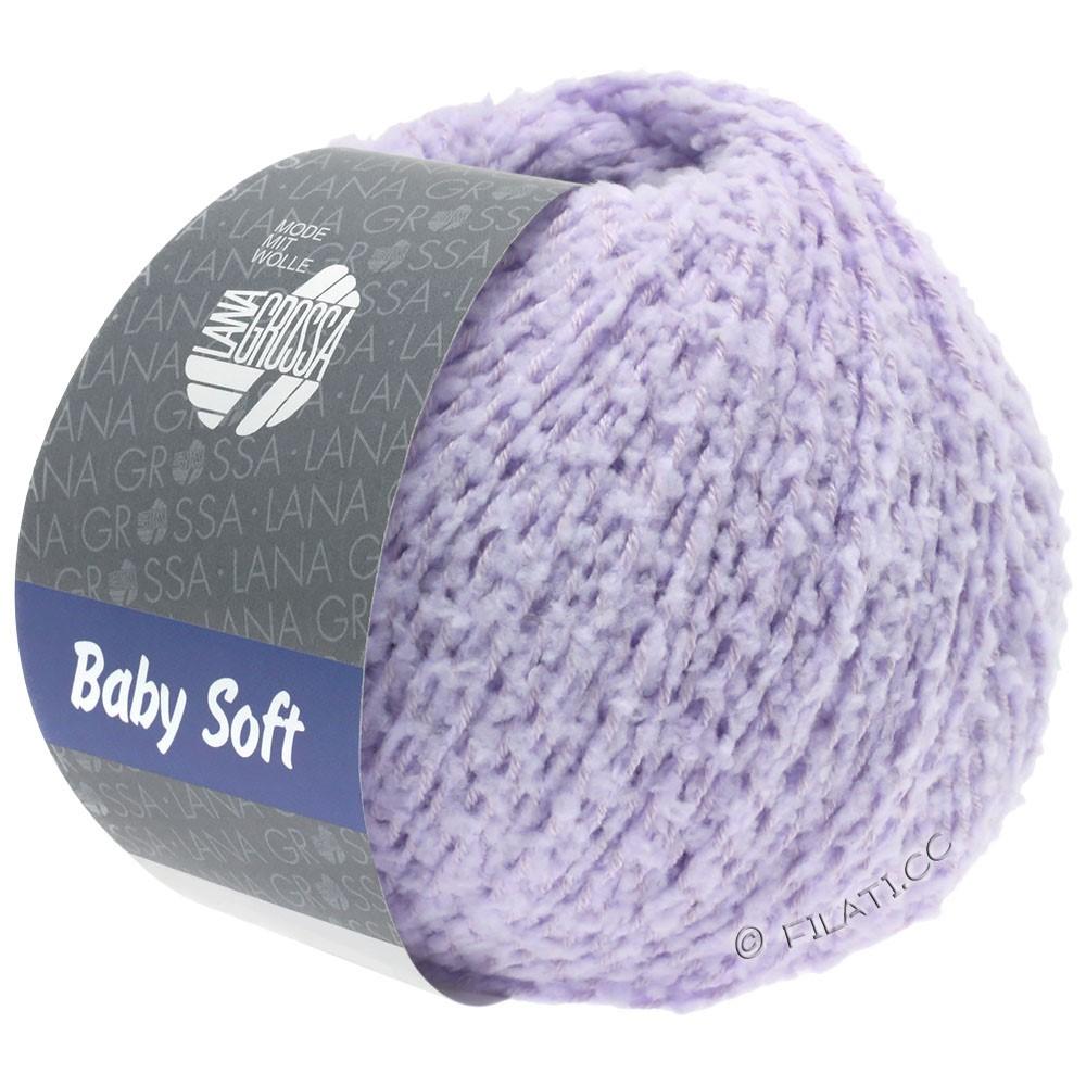Lana Grossa BABY SOFT   07-sartpurpur