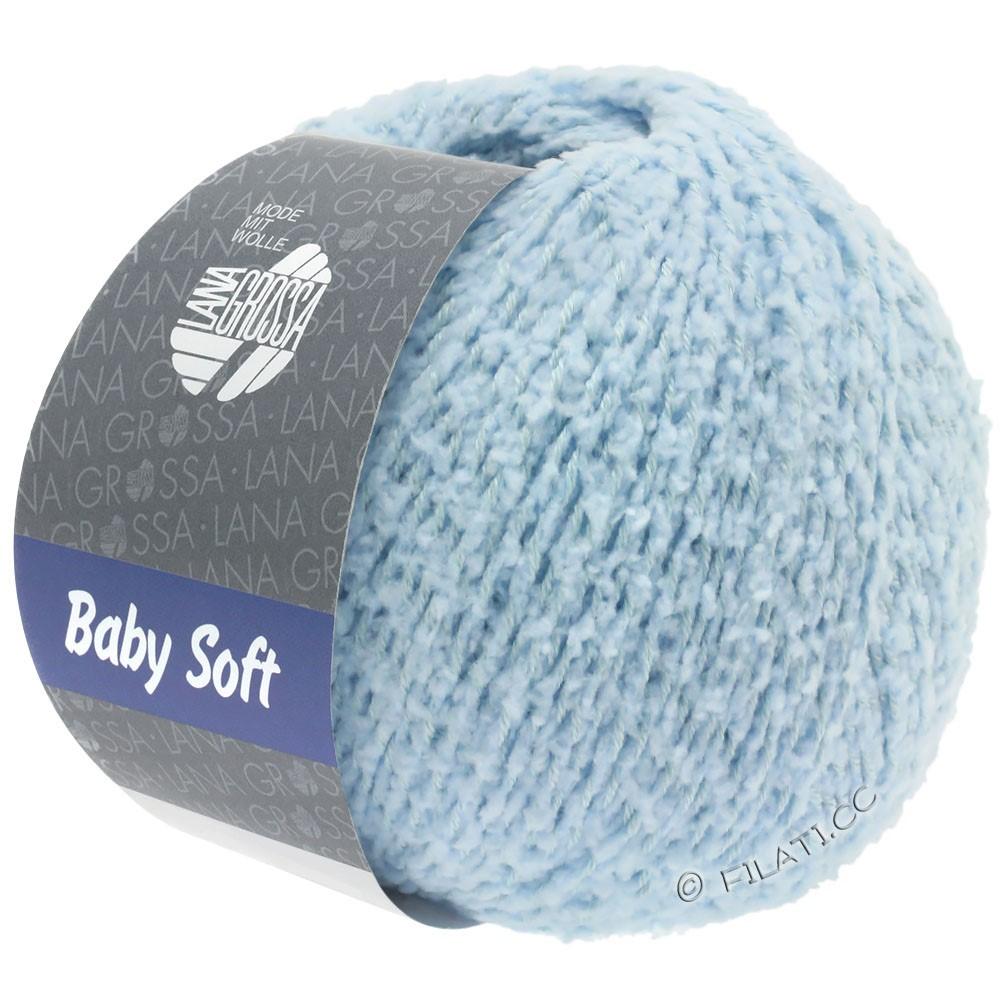 Lana Grossa BABY SOFT   08-lyseblå