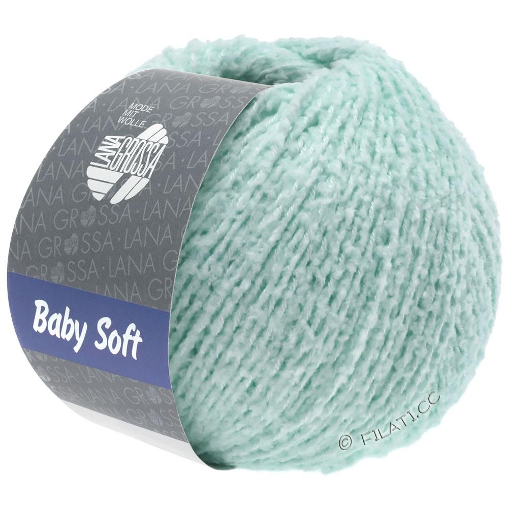 Lana Grossa BABY SOFT   09-mintturkis