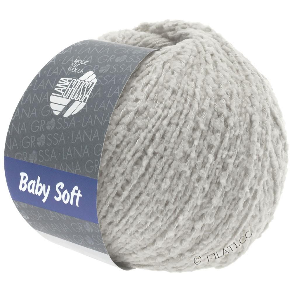 Lana Grossa BABY SOFT   12-bleggrå