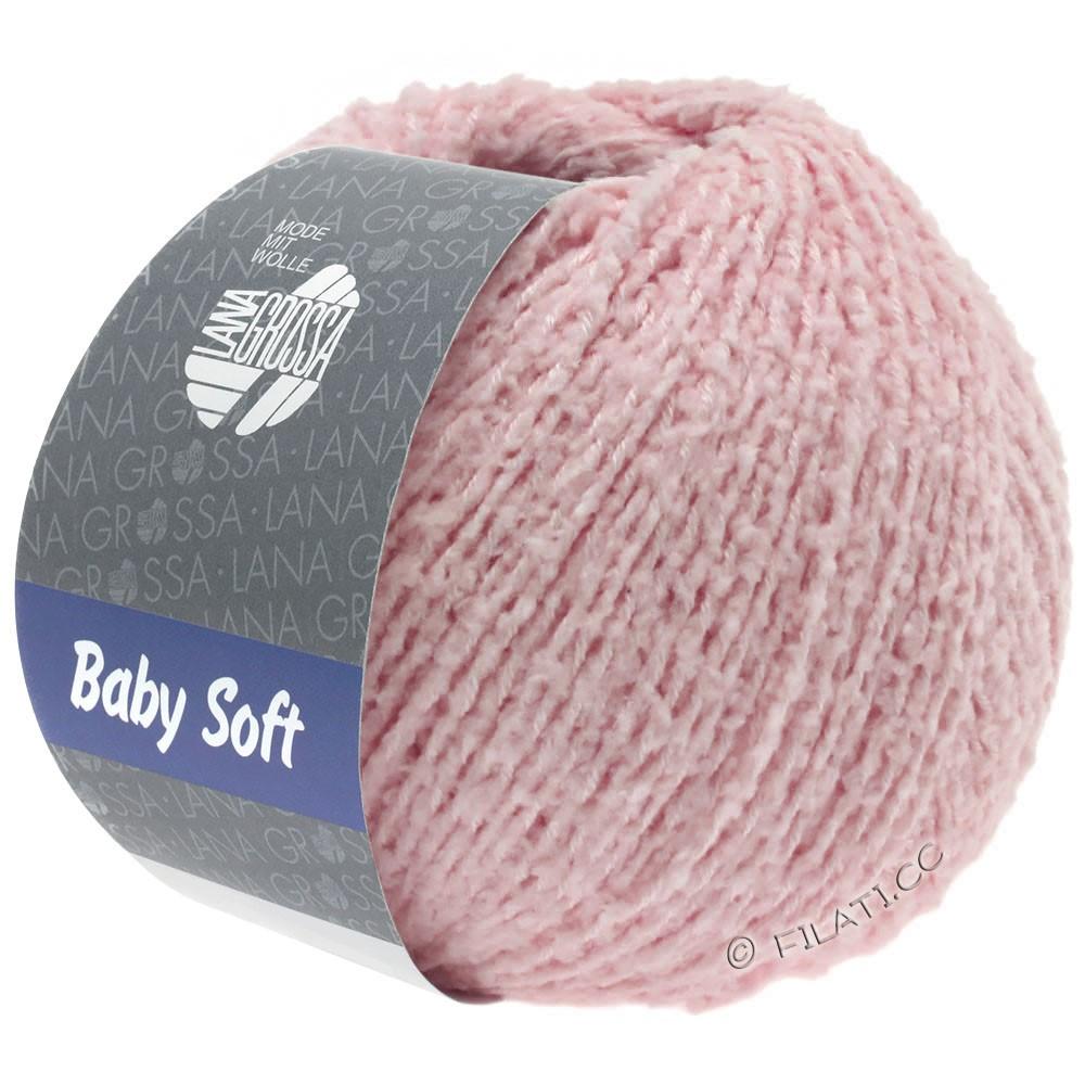 Lana Grossa BABY SOFT   13-rosa