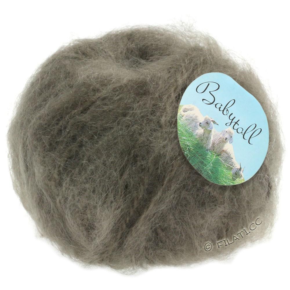Lana Grossa BABYTOLL | 8895-gråbrun