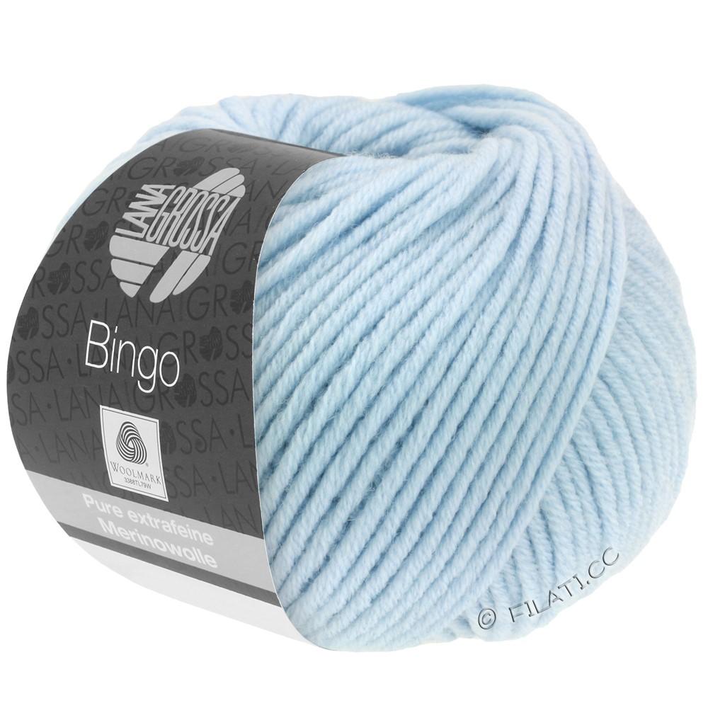 Lana Grossa BINGO  Uni/Melange | 056-isblå
