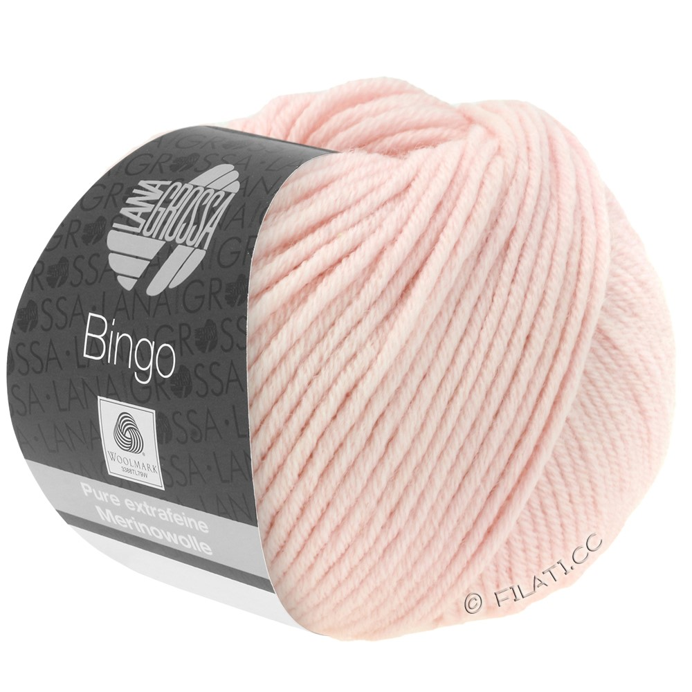 Lana Grossa BINGO  Uni/Melange | 064-rosa