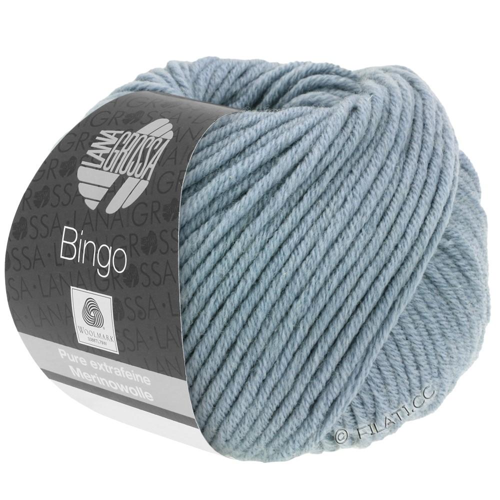Lana Grossa BINGO  Uni/Melange | 190-blågrå
