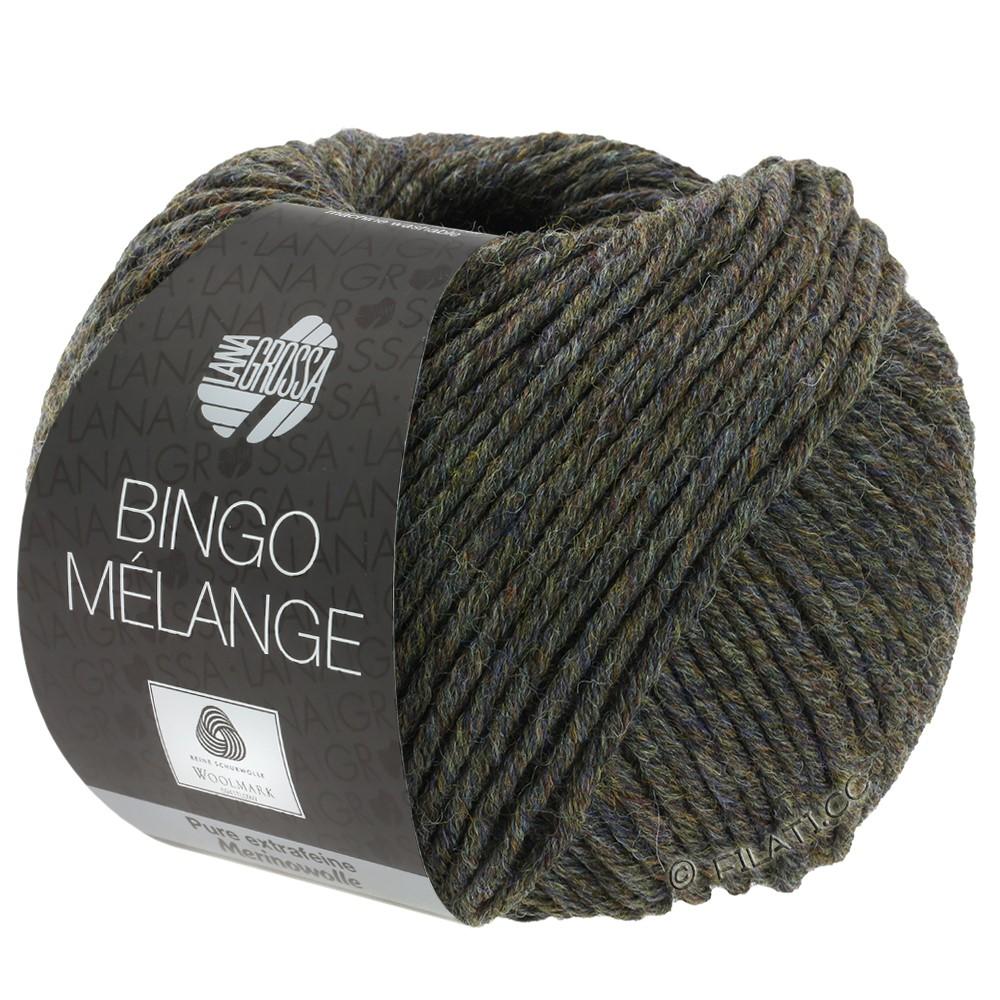 Lana Grossa BINGO  Uni/Melange/Print | 207-mudder meleret