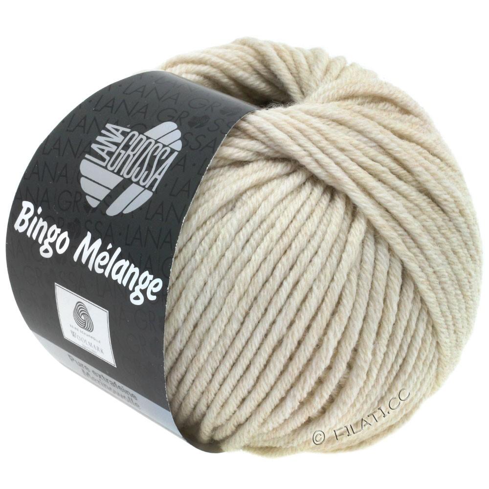 Lana Grossa BINGO  Uni/Melange | 238-natur meleret