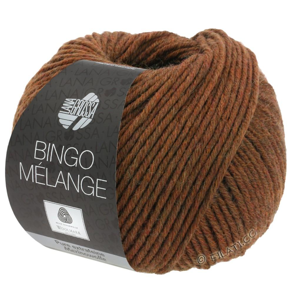 Lana Grossa BINGO  Uni/Melange | 241-kastanje meleret
