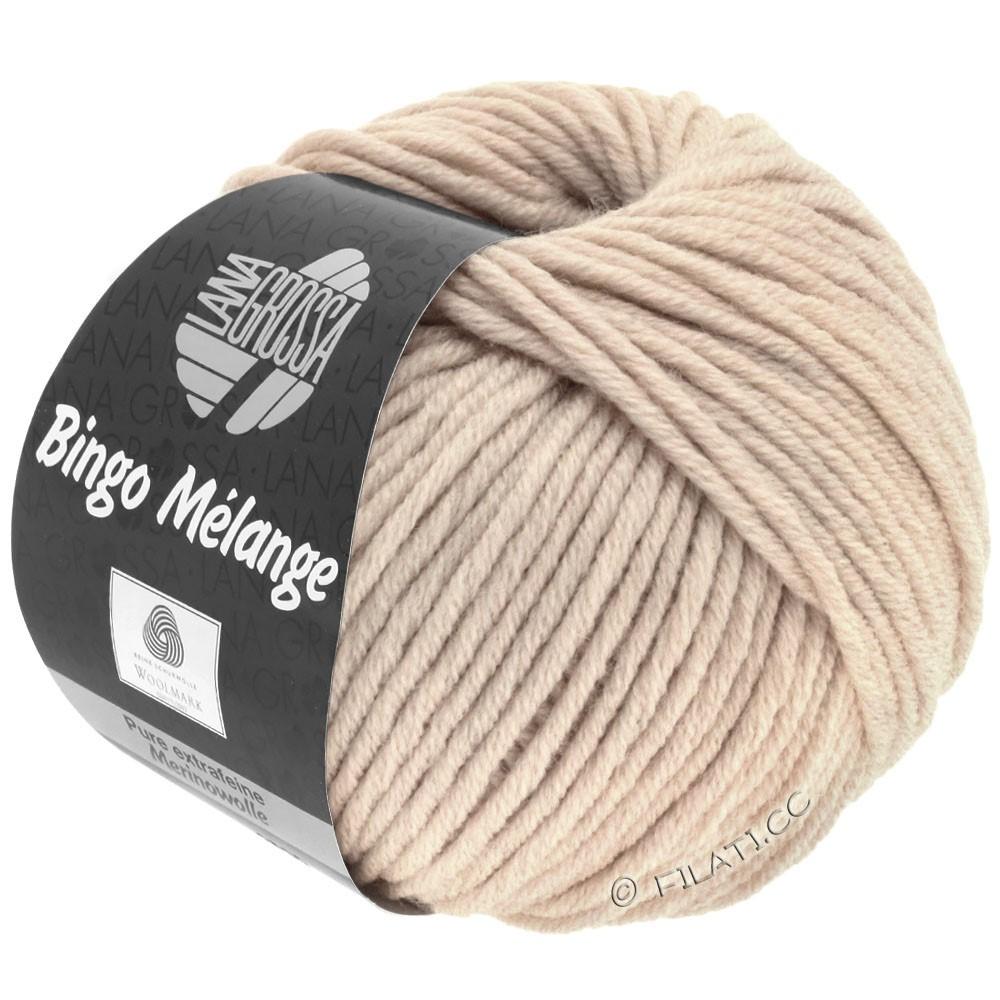 Lana Grossa BINGO  Uni/Melange | 249-beige meleret