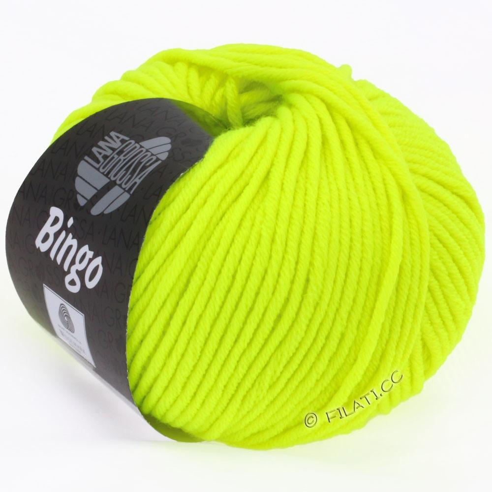 Lana Grossa BINGO  Uni/Melange | 701-neon gul