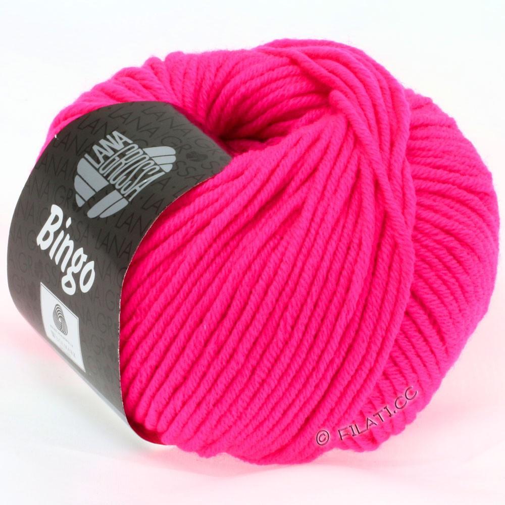 Lana Grossa BINGO  Uni/Melange | 706-neon pink