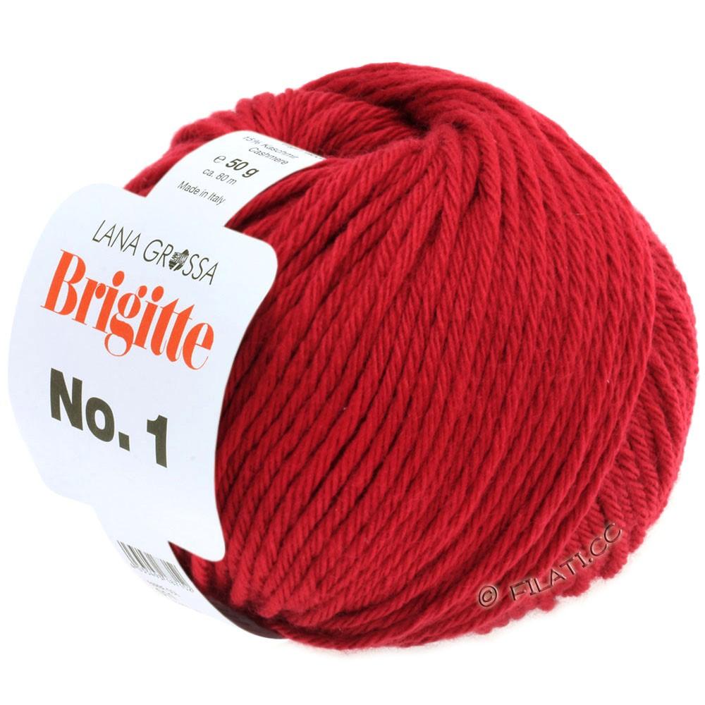 Lana Grossa BRIGITTE NO. 1 | 01-rød