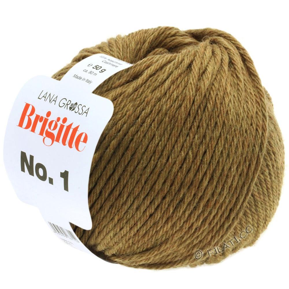 Lana Grossa BRIGITTE NO. 1 | 16-nøddebrun