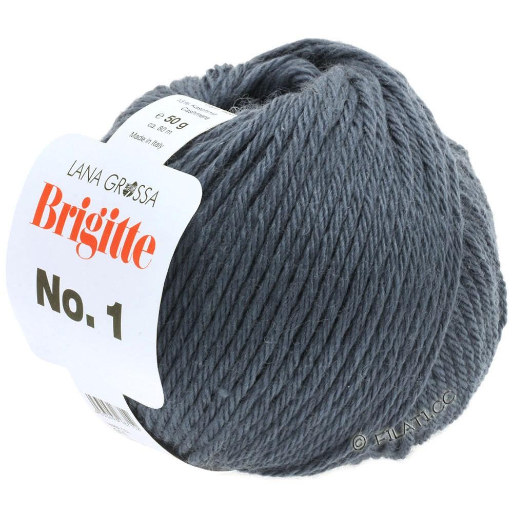 Lana Grossa BRIGITTE NO. 1 | 23-mørke gråblå