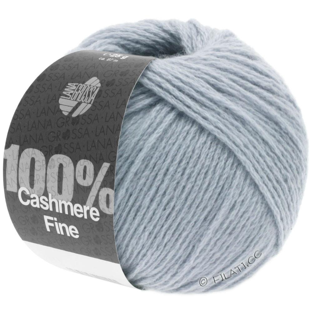 Lana Grossa 100% Cashmere Fine | 11-gråblå