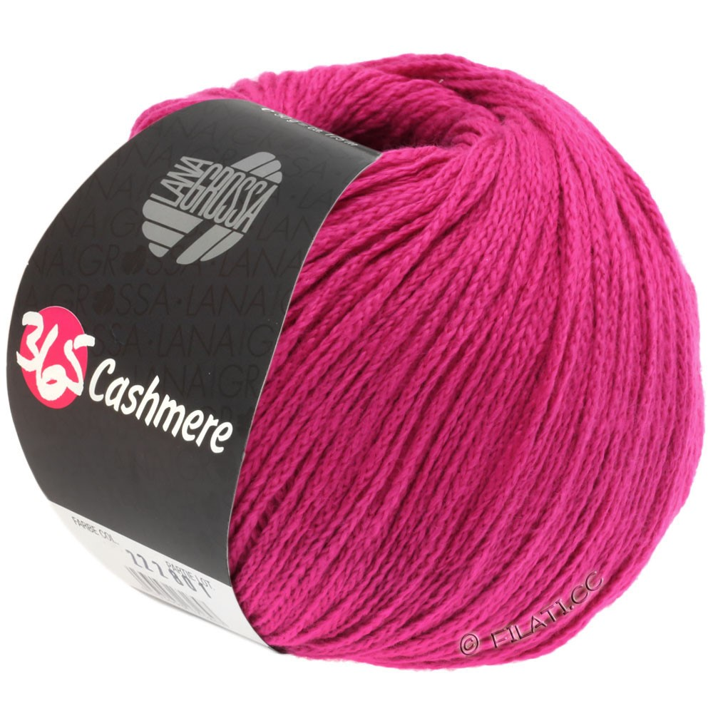 Lana Grossa 365 CASHMERE   41-pink
