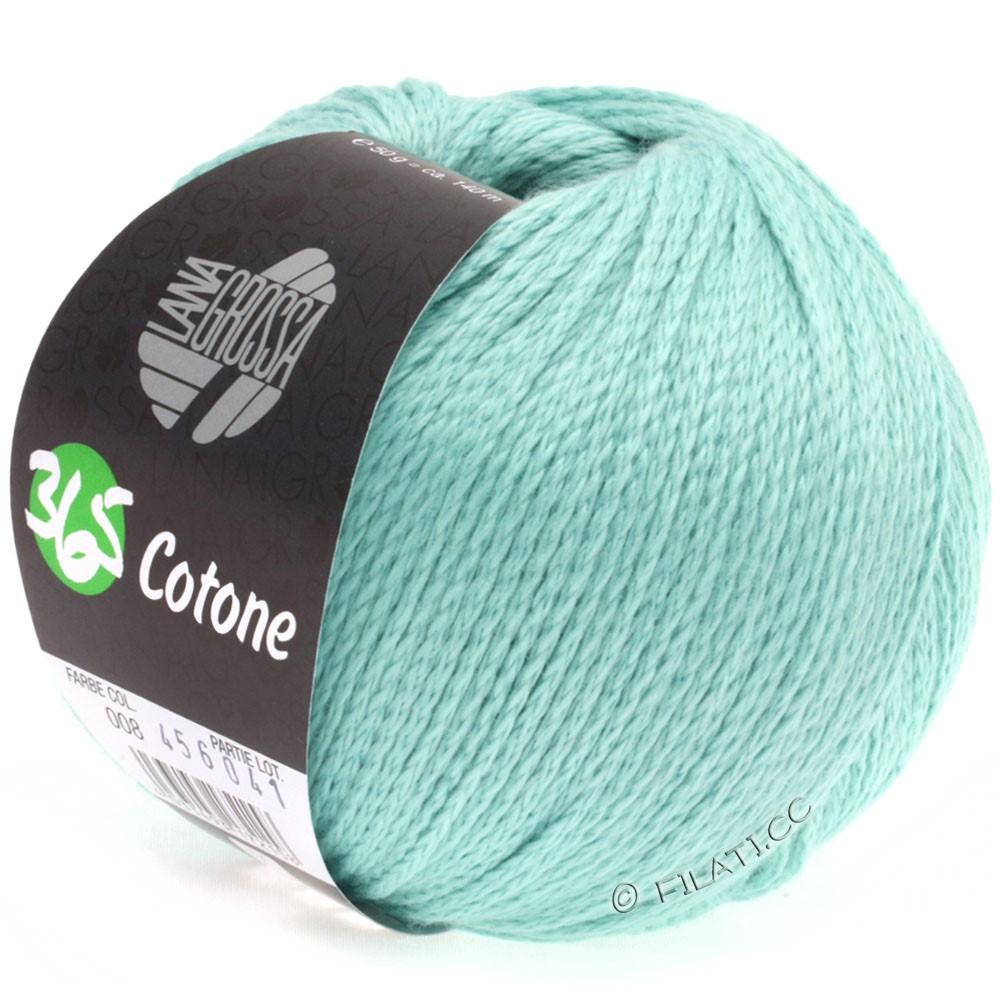 Lana Grossa 365 COTONE | 08-lyseturkis