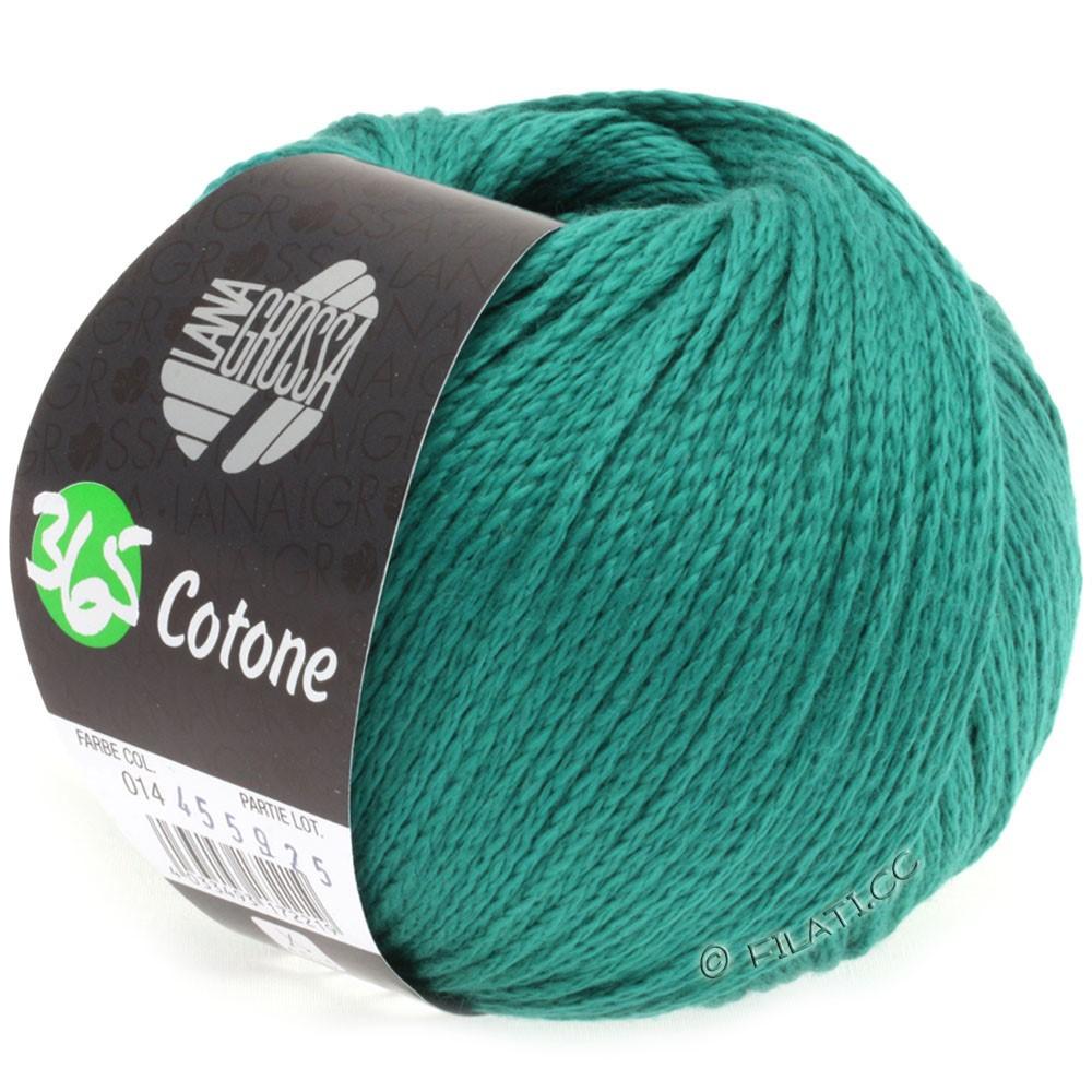 Lana Grossa 365 COTONE   14-opalgrøn