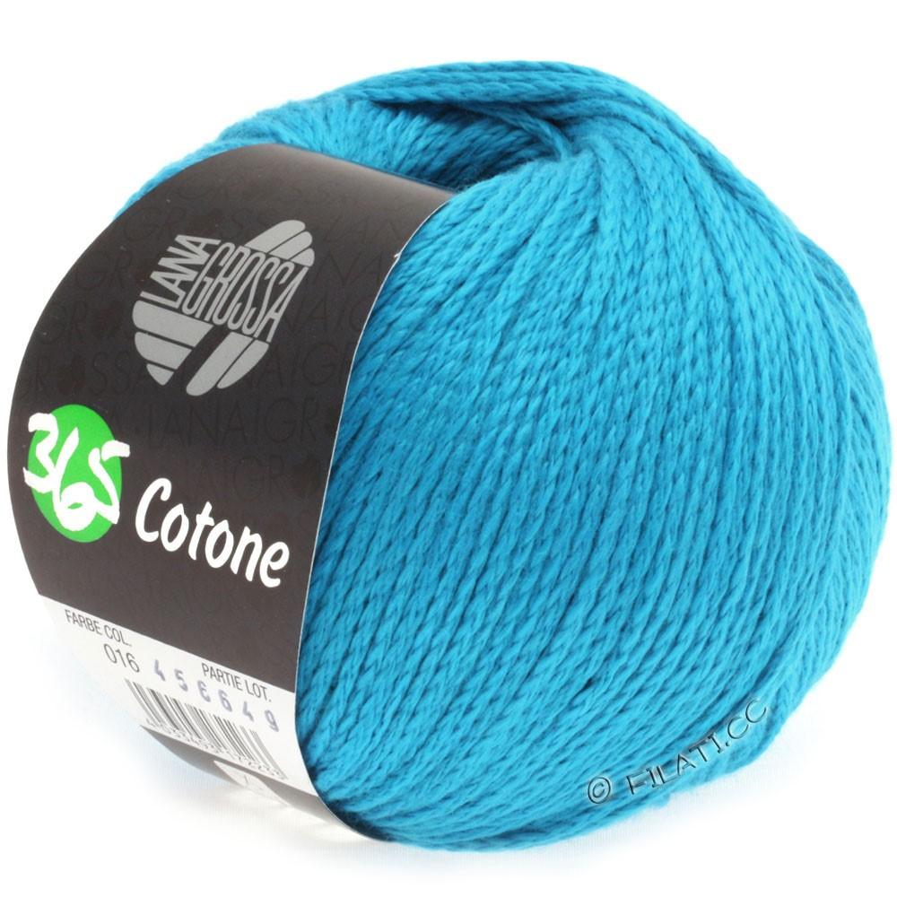 Lana Grossa 365 COTONE   16-blå