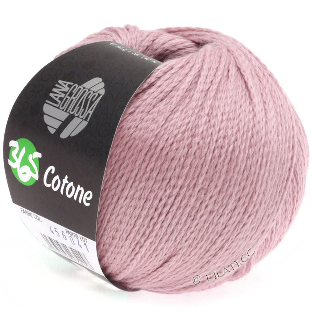 Lana Grossa 365 COTONE | 21-lilla rosa