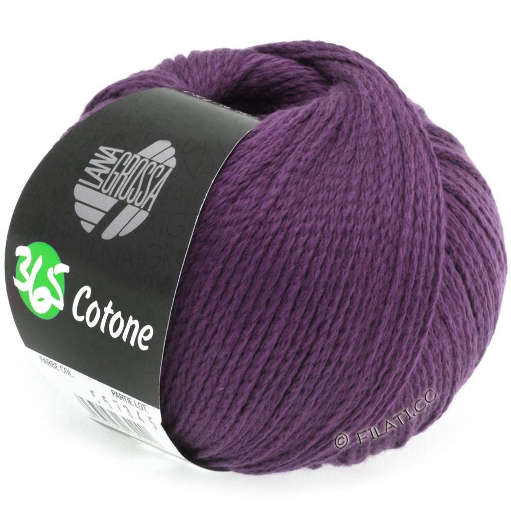 Lana Grossa 365 COTONE | 29-brombær