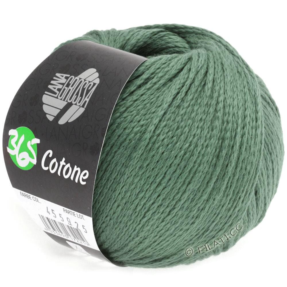 Lana Grossa 365 COTONE | 30-resedagrøn