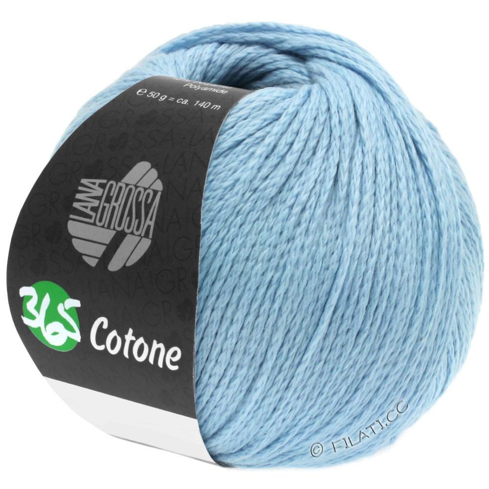 Lana Grossa 365 COTONE | 36-lyseblå