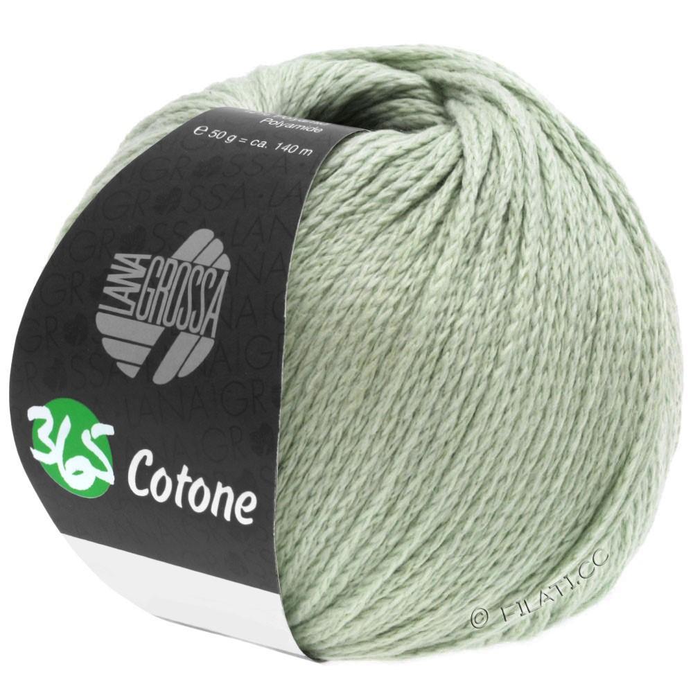 Lana Grossa 365 COTONE | 53-grågrøn