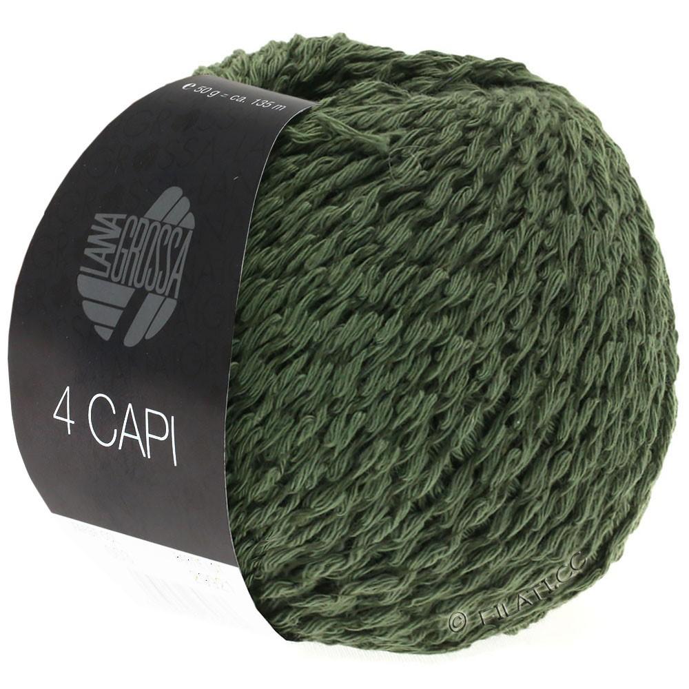 Lana Grossa 4 CAPI | 04-jæger grøn