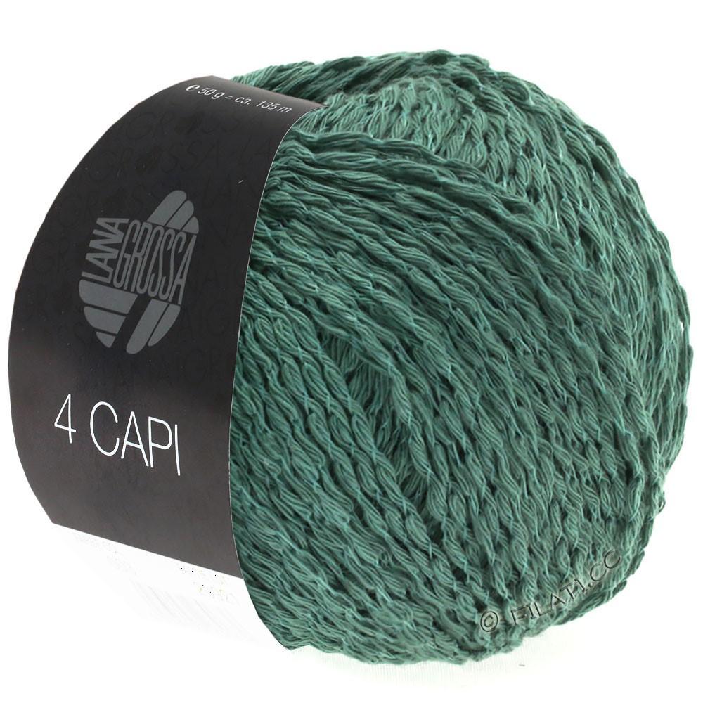 Lana Grossa 4 CAPI | 05-jade-grønne