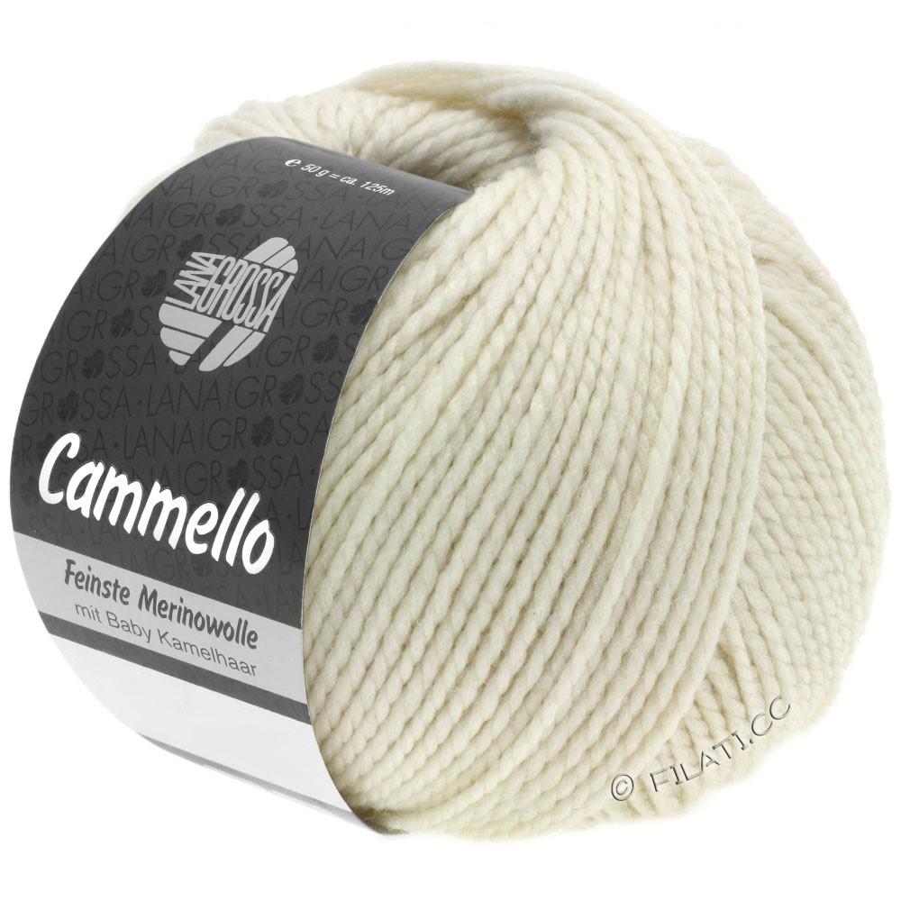 Lana Grossa CAMMELLO | 01-hvid