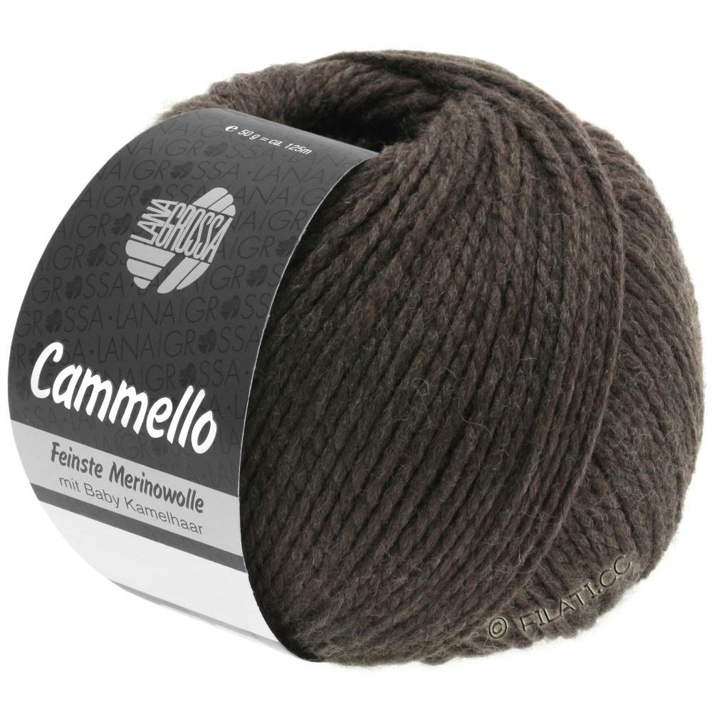 Lana Grossa CAMMELLO | 07-sortbrun