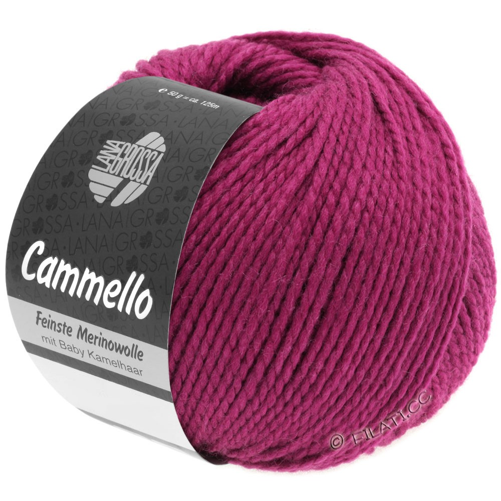 Lana Grossa CAMMELLO | 10-cyclamen