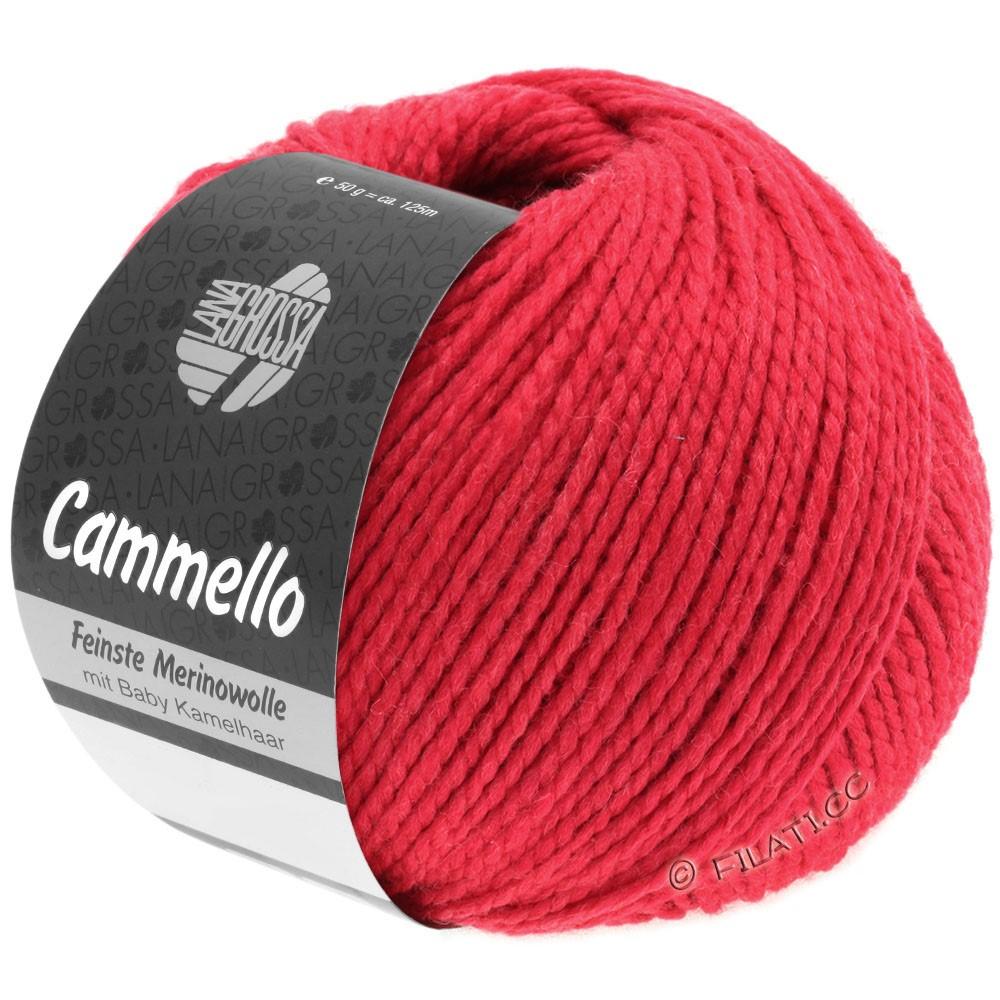 Lana Grossa CAMMELLO | 11-rød