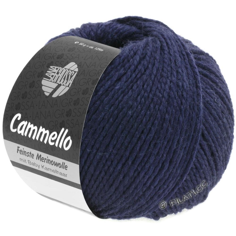 Lana Grossa CAMMELLO | 12-natblå