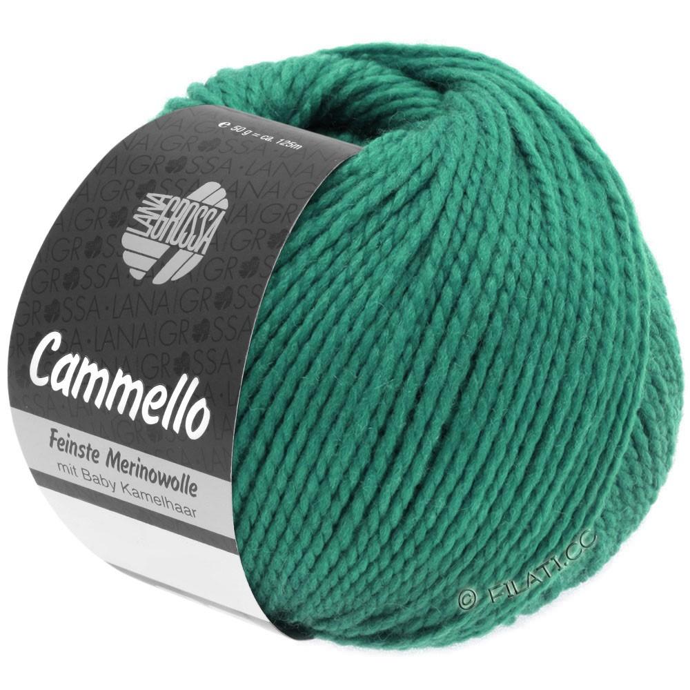 Lana Grossa CAMMELLO | 14-petrol grøn